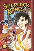 Sherlock Bones, Volume 1