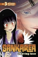 Sankarea: Undying Love, Volume 3