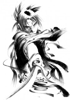Manji - Blade of the Immortal