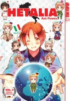 Hetalia: Axis Powers, Volume 4