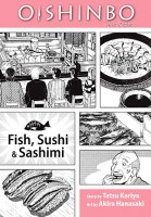 Oishinbo, A la Carte: Fish, Sushi & Sashimi