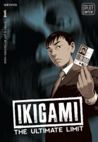 Ikigami: The Ultimate Limit, Volume 1