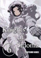 Knights of Sidonia, Volume 6