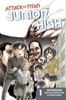 Attack on Titan: Junior High, Omnibus 1