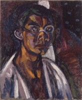 Kaita Murayama Self-Portrait, 1916