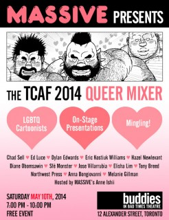 Queer Mixer presented by MASSIVE