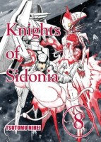 Knights of Sidonia, Volume 8