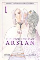 The Heroic Legend of Arslan, Volume 1