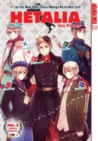 Hetalia: Axis Powers, Volume 6