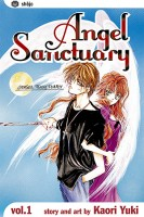 Angel Sanctuary, Volume 1