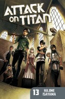 Attack on Titan, Volume 13