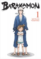 Barakamon, Volume 1
