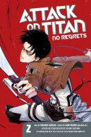 Attack on Titan: No Regrets, Volume 2
