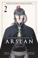 The Heroic Legend of Arslan, Volume 2