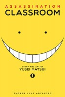 Assassination Classroom, Volume 1