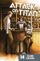 Attack on Titan, Volume 14