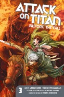 Attack on Titan: Before the Fall, Volume 3