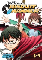 Lucifer and the Biscuit Hammer, Omnibus 2