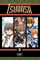 Tsubasa: Reservoir Chronicle, Omnibus 3