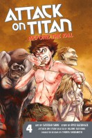 Attack on Titan: Before the Fall, Volume 4