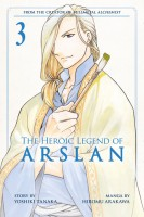 The Heroic Legend of Arslan, Volume 3