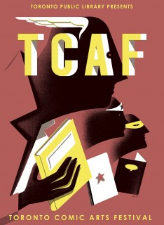 TCAF 2015 Poster - Pascal Blanchet