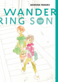 Wandering Son, Volume 8