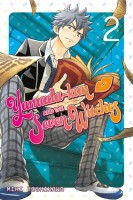 Yamada-kun and the Seven Witches, Volume 2