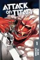 Attack on Titan, Volume 1