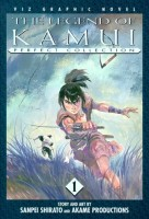 The Legend of Kamui, Volume 1