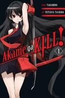 Akame ga Kill!, Volume 1