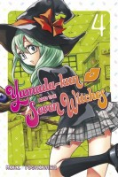 Yamada-kun and the Seven Witches, Volume 4