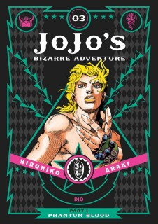 JoJo's Bizarre Adventure, Part 1: Phantom Blood, Volume 3