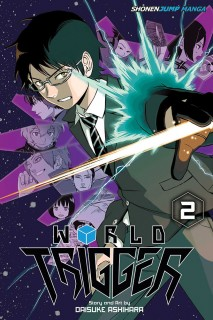 World Trigger, Volume 2