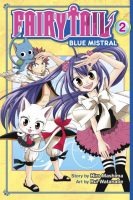 Fairy Tail: Blue Mistral, Volume 2