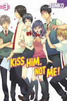 Kiss Him, Not Me!, Volume 3
