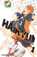 Haikyu!, Volume 1