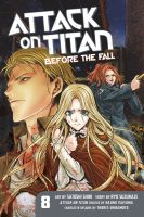 Attack on Titan: Before the Fall, Volume 8