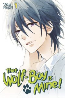 That Wolf-Boy is Mine!, Volume 1