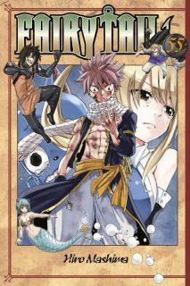 Fairy Tail, Volume 55