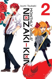 Monthly Girls' Nozaki-kun, Volume 2