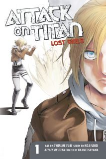 Attack on Titan: Lost Girls, Volume 1