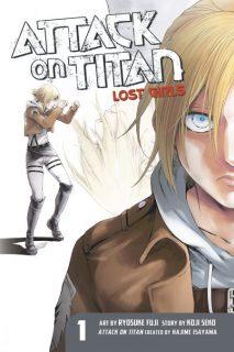 Attack on Titan: Lost Girls, Volume 1