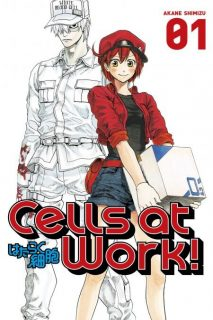 Cells at Work!, Volume 1