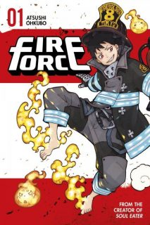 Fire Force, Volume 1