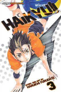 Haikyu!!, Volume 3