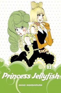 Princess Jellyfish, Omnibus 3