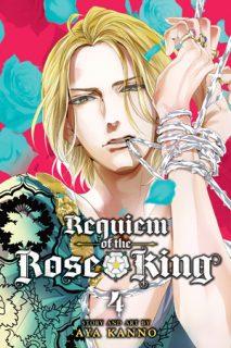 Requiem of the Rose King, Volume 4