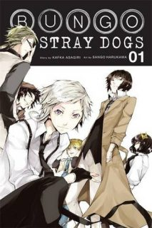Bungo Stray Dogs, Volume 1