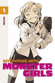 Interviews with Monster Girls, Volume 1